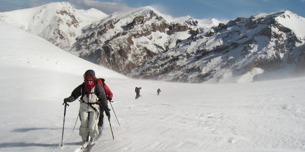 Ski touring Aladaglar Mountains & Mt Erciyes